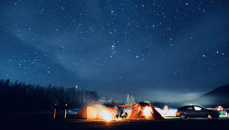 Marci Forest Camp / プライベートアウトドアスペース