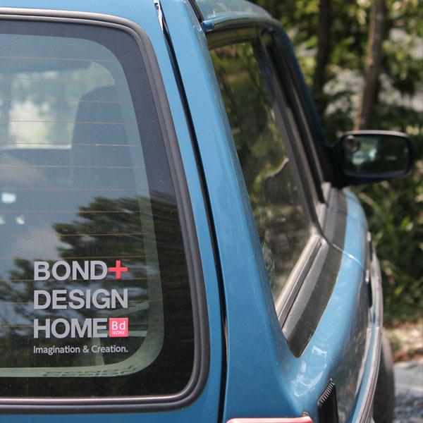 Bond design HOME